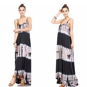 🖤 NEW ARRIVAL! DIP DYE MAXI DRESS NWT